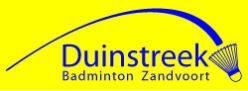 Duinstreek Badminton Zandvoort